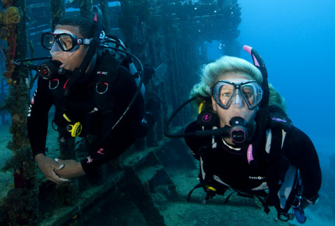 Scuba Diving for professional (have certificate) - Watersport Bali