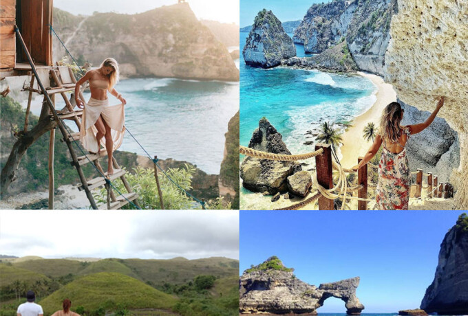 1 Day Trip at Nusa Penida Jungle Island photo 1
